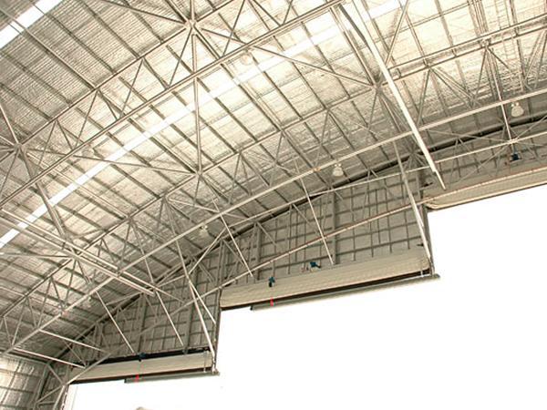 34 Squadron Raaf Hanger Canberra Northside Roofing