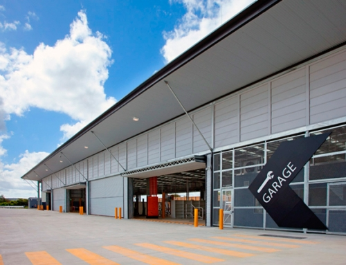 Project: Brisbane City Council Bus Depot