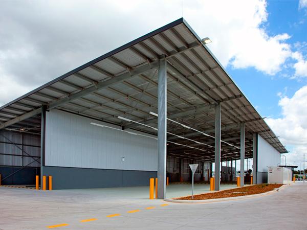 Project Brisbane City Council Bus Depot