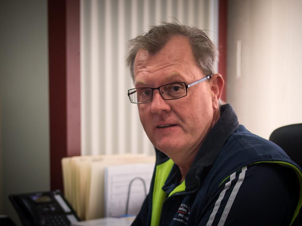 Mark Gwyn