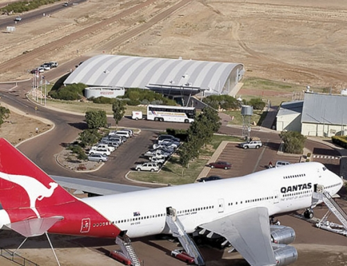 Project: Qantas Founders Outback Museum